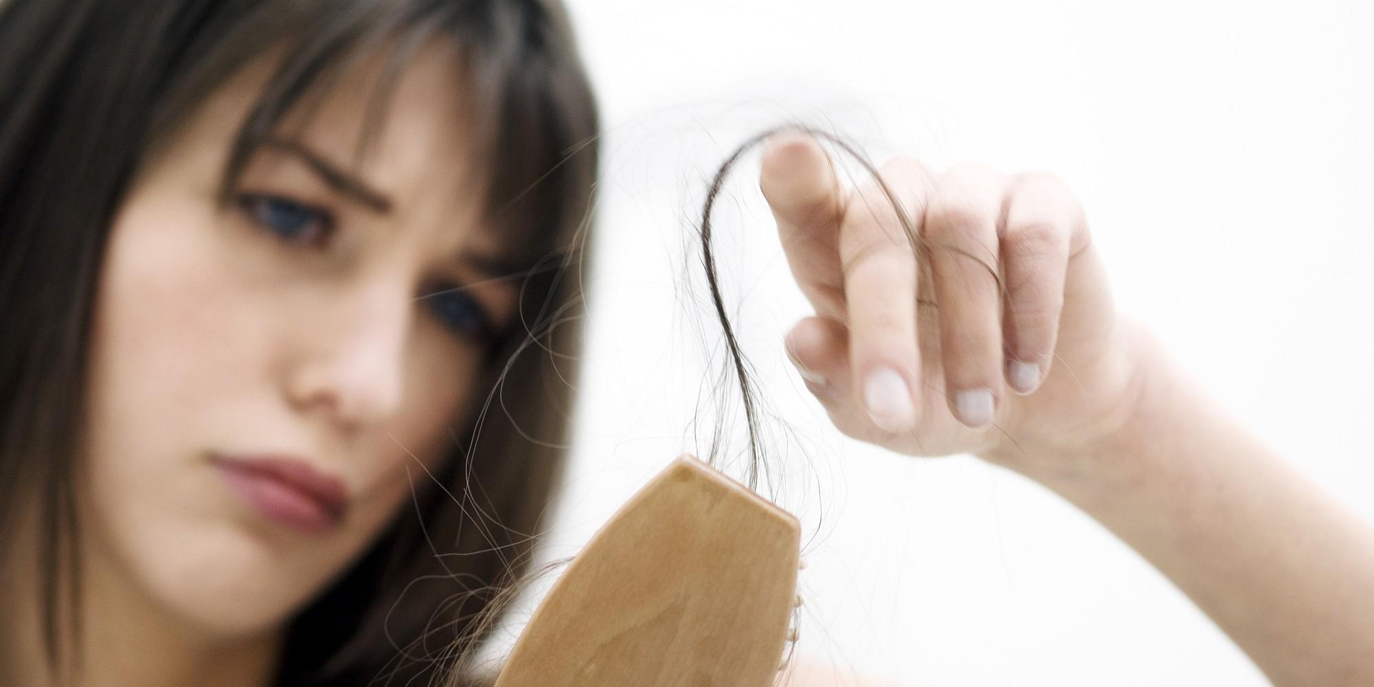 perdita dei capelli nelle donne