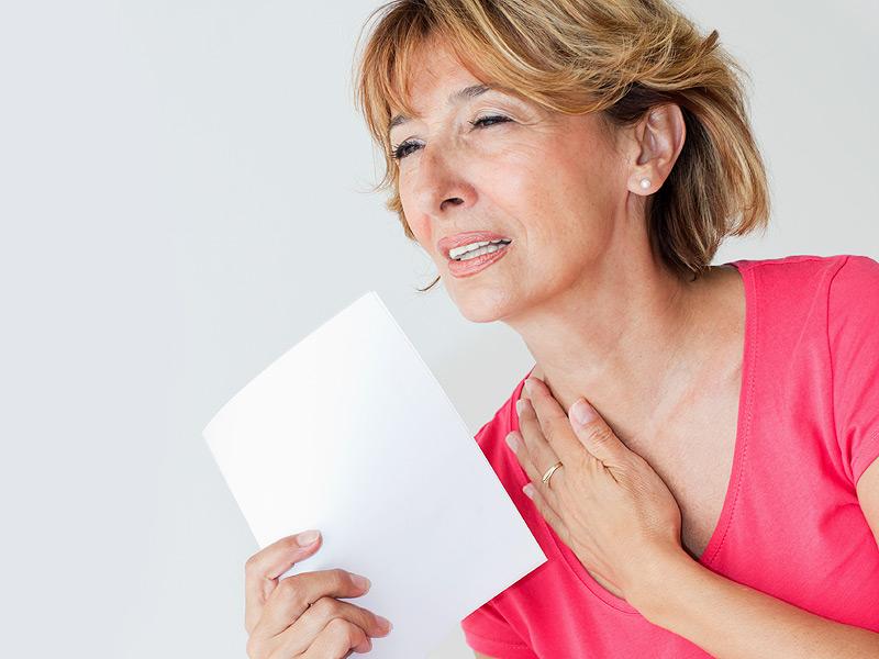 sintomi della menopausa femminile