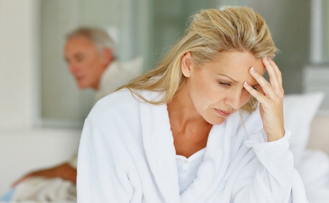 dolore vaginale menopausa