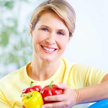 dieta per la menopausa